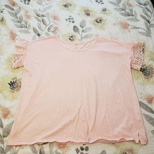 Ana Pink Blouse